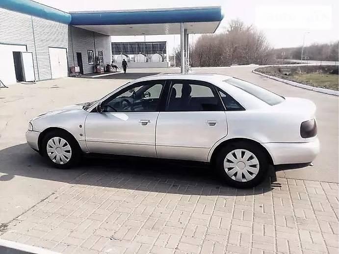 Audi A4 1996 в Белой Церкви