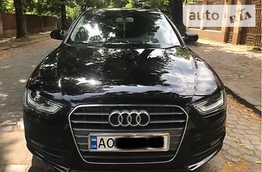 Audi A4 2013 в Ужгороде