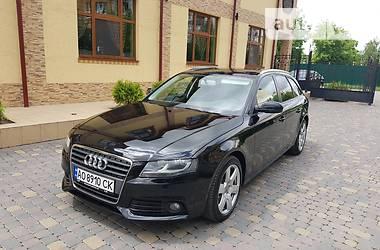 Audi A4 2012 в Ужгороде