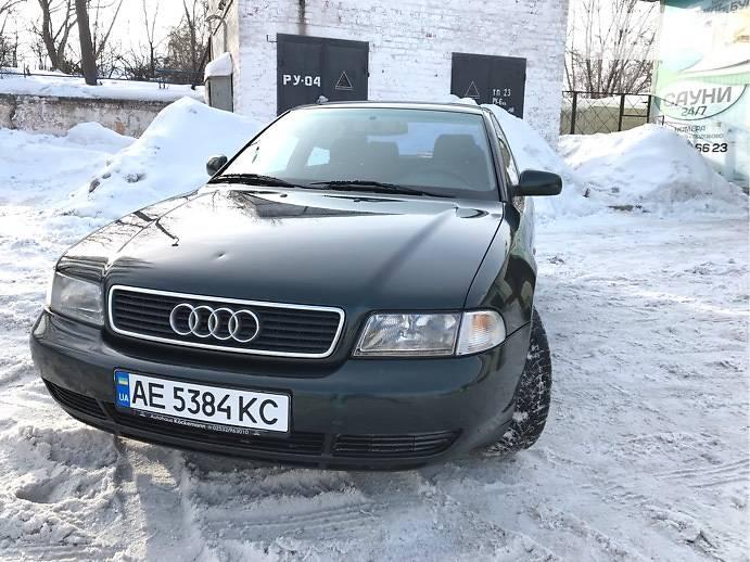 Audi A4 1998 года в Днепре (Днепропетровске)