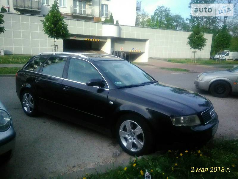 Audi A4 2002 року в Донецьку