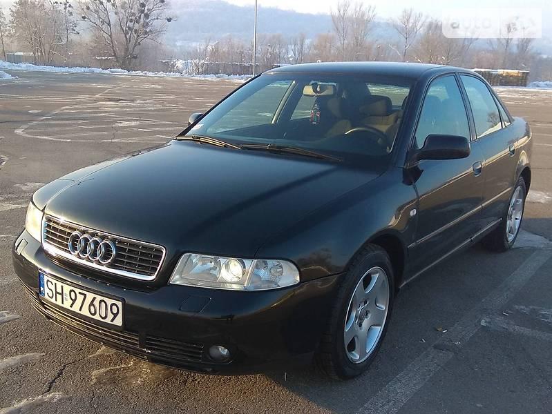 Audi A4 2000 года в Черновцах