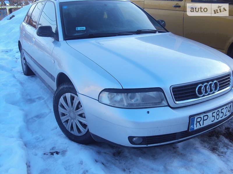Audi A4 1999 года в Львове