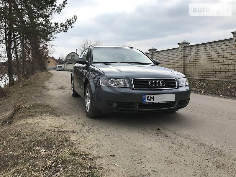 Audi A4 2002 року в Житомирі