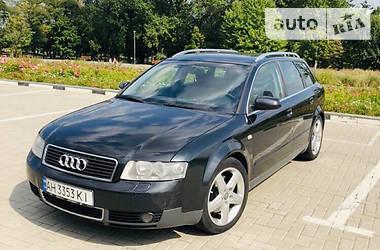 Audi A4 2001 в Донецке