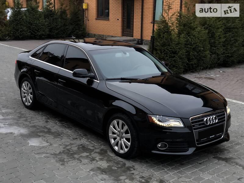 Audi A4 2011 в Виннице