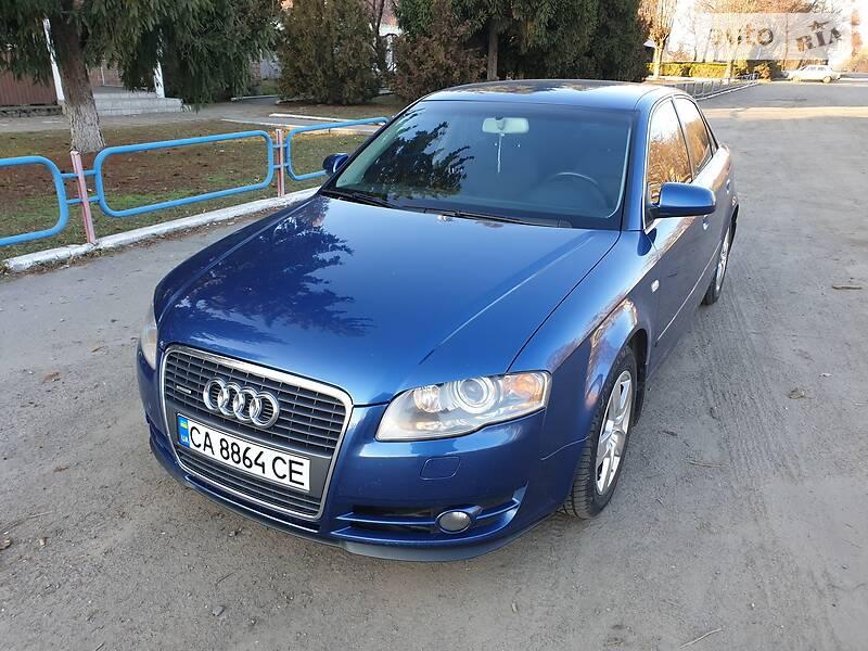 Audi A4 2006 в Звенигородке