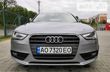 Audi A4 2015 в Ужгороде