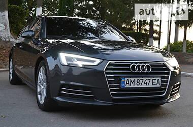 Audi A4 2016 в Новограде-Волынском