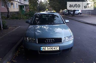 Audi A4 2002 в Днепре