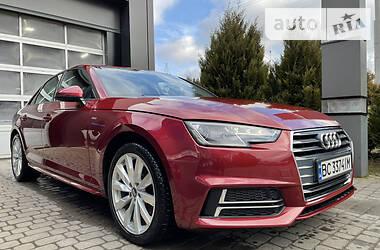 Audi A4 2018 в Львове