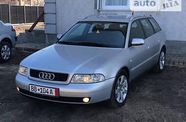 Audi A4 2000 в Бучачі