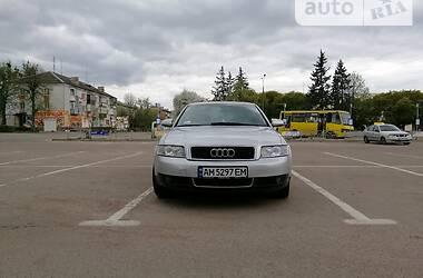 Audi A4 2001 в Лугинах