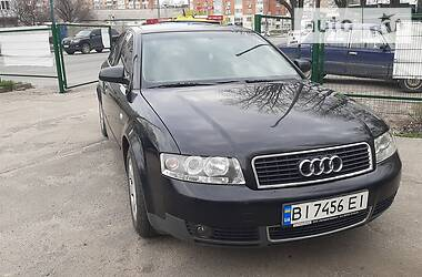 Audi A4 2003 в Полтаве