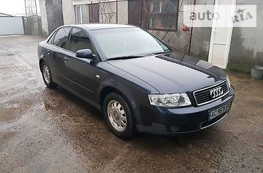 Седан Audi A4 2001 в Нововолынске