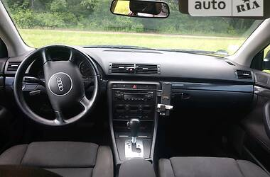 Седан Audi A4 2001 в Полтаве
