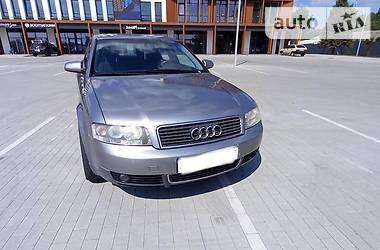 Седан Audi A4 2001 в Виннице