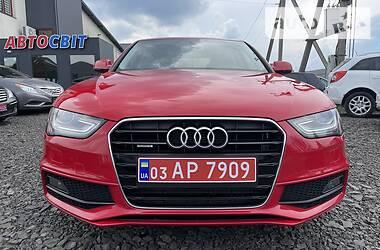 Седан Audi A4 2013 в Луцке