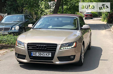 Audi A5 2010 в Дніпрі