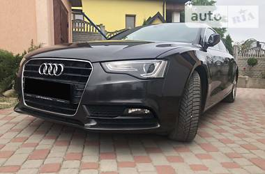 Audi A5 2014 в Львові