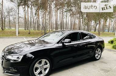 Audi A5 2015 в Києві
