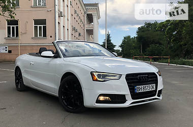 Кабриолет Audi A5 2014 в Одессе