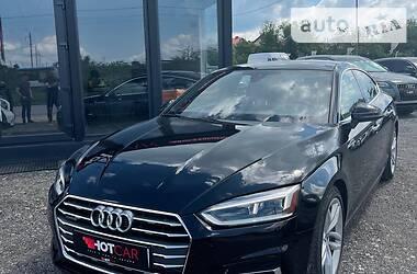 Седан Audi A5 2018 в Тернополе