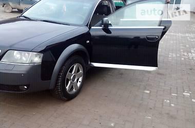 Audi A6 Allroad 2002