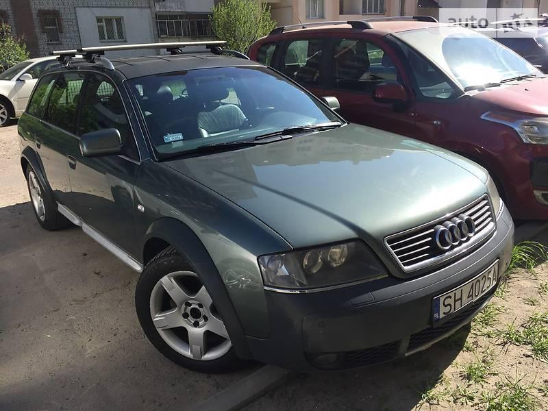 Audi A6 Allroad 2001 в Львове