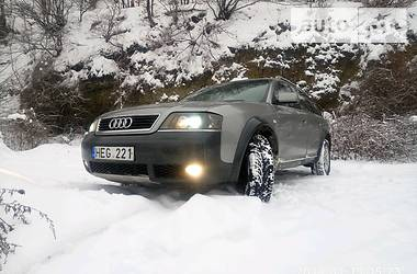 Audi A6 Allroad 2001 в Мукачево