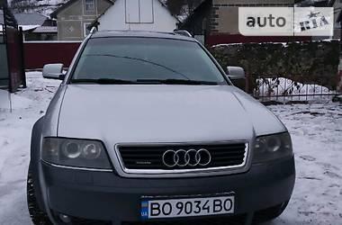 Audi A6 Allroad 2003 в Борщеве