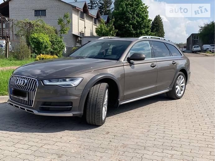 Audi A6 Allroad 2015 в Львові