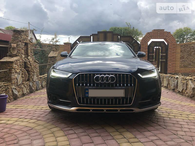 Audi A6 Allroad 2017 в Хмельницькому