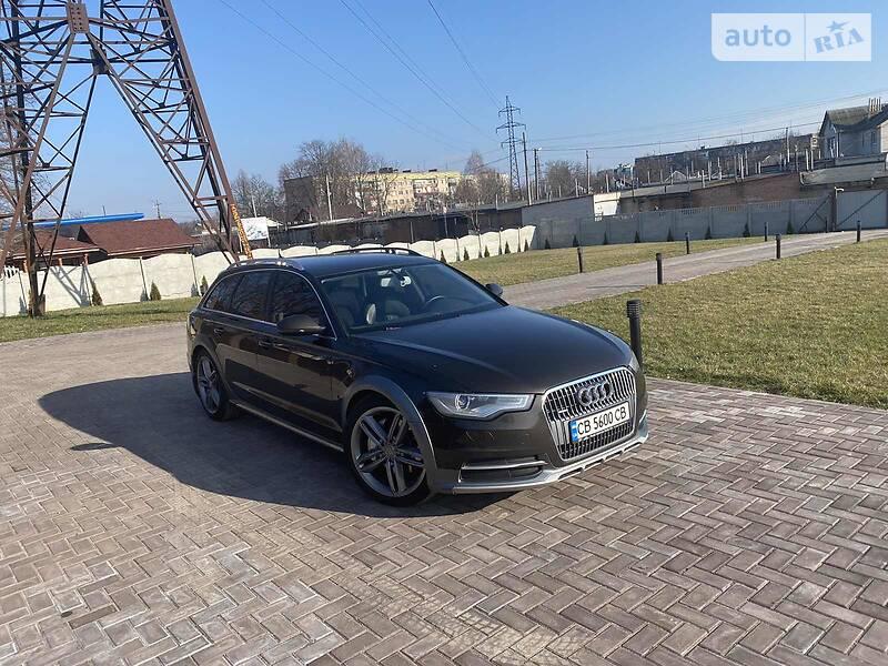Audi A6 Allroad 2013 в Чернігові