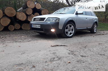 Audi A6 Allroad 2001 в Мурованых Куриловцах