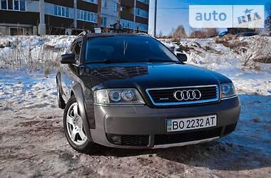 Универсал Audi A6 Allroad 2003 в Тернополе