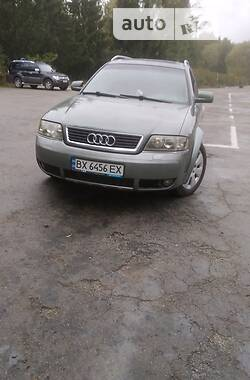 Универсал Audi A6 Allroad 2000 в Хмельницком