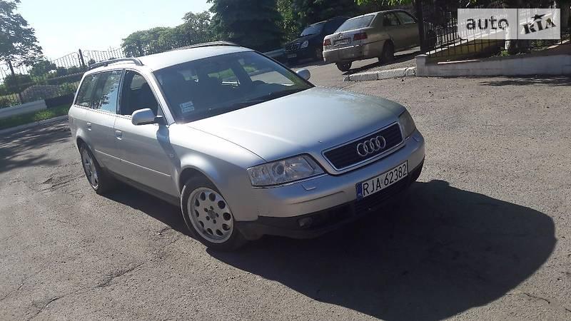 Audi A6 2000 года в Одессе