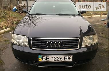 Audi A6 2002 в Немирове