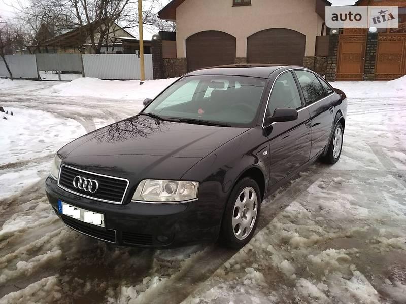 Audi A6 2003 года в Черкассах