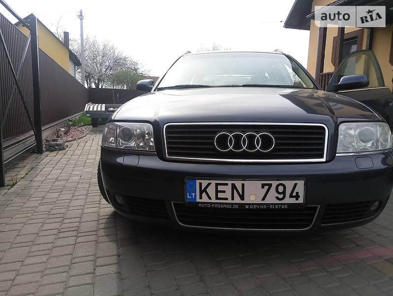 Audi A6 2003 в Харькове
