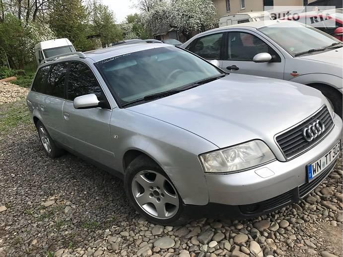 Audi A6 2001 в Тячеві