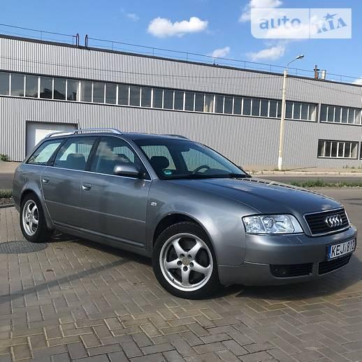 Audi A6 2003 года в Хмельницке