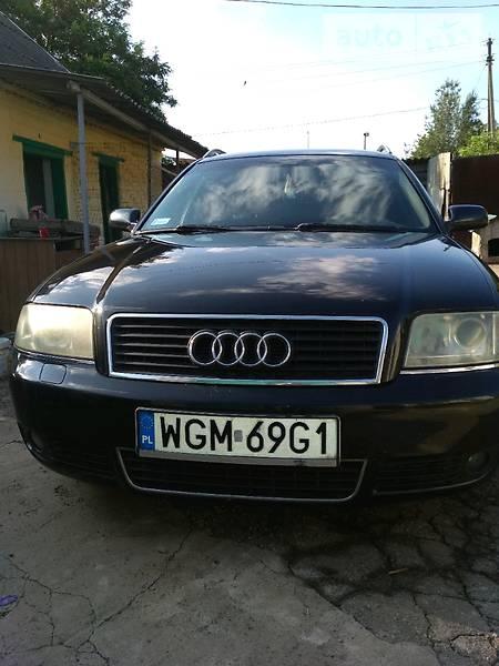 Audi A6 2003 года в Днепре (Днепропетровске)