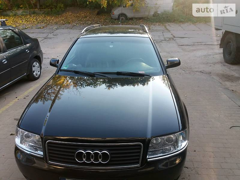 Audi A6 2001 года в Львове