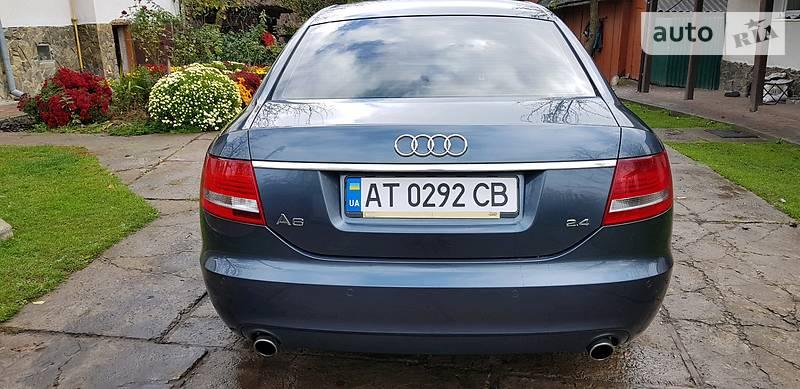 Audi A6 2006 года в Ивано-Франковске