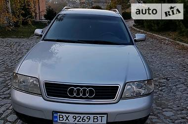 Audi A6 2001 в Каменец-Подольском