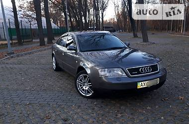 Audi A6 2000 в Харькове