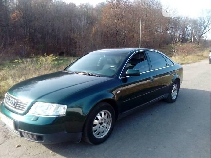 Audi A6 1999 года в Виннице