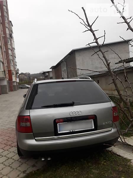 Audi A6 2002 года в Тернополе